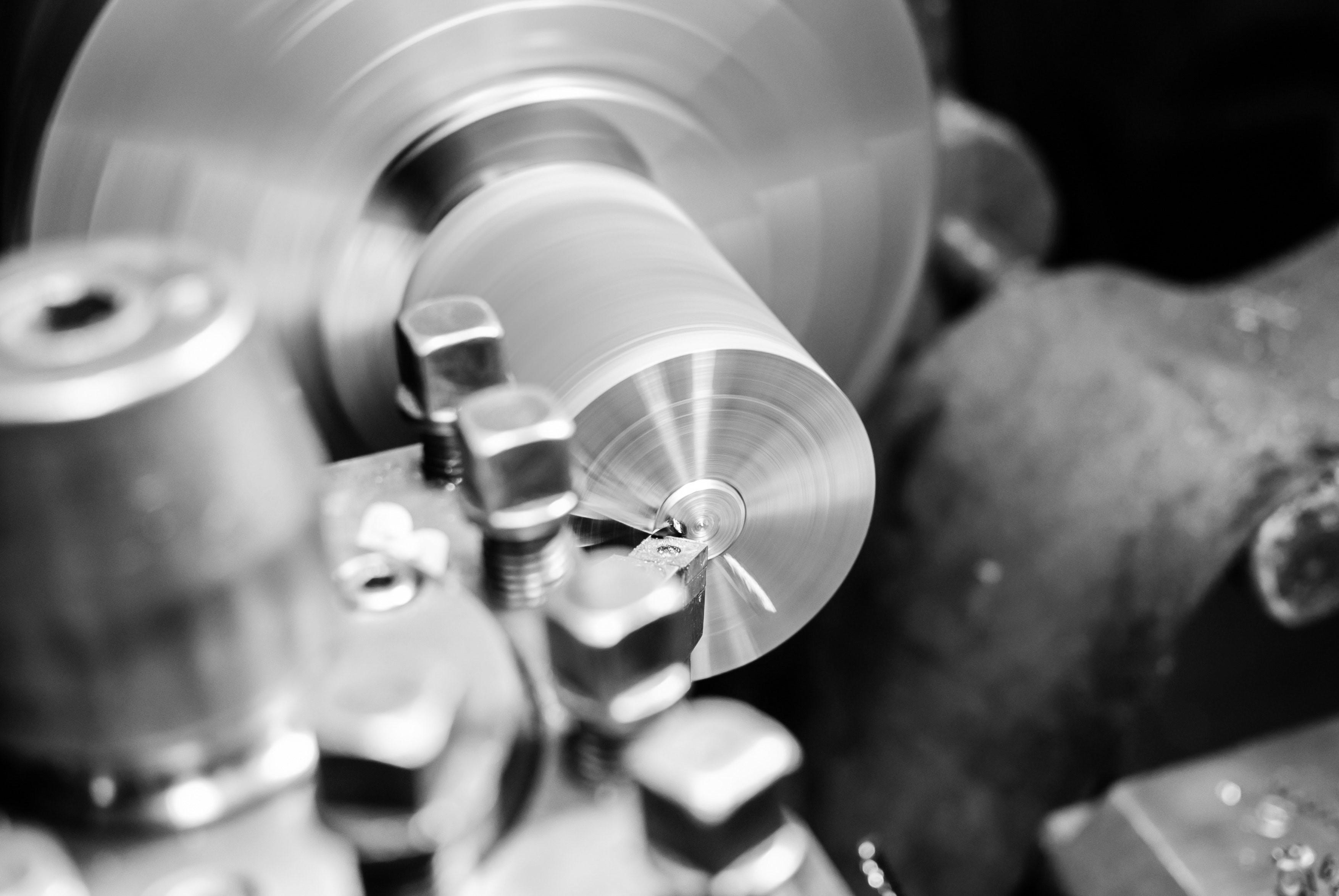 CNC-Drehteile Bolzen